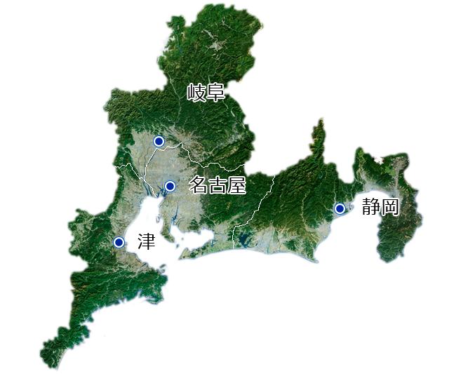 東海地方の天気 東海地方の天気 tenki.jp+more